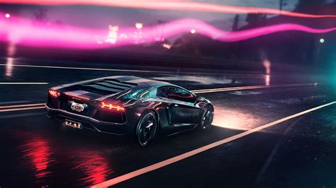 Lamborghini Aventador Full Hd Wallpaper And Background