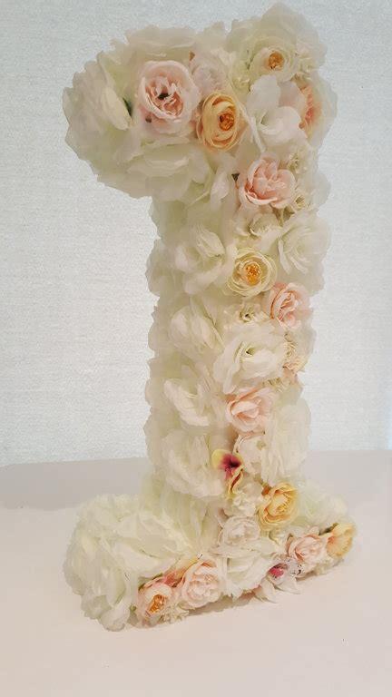 Ziedu skaitļi - Mākslīgo ziedu dekori, ziedu sienas - Iegādāties/Nomāt - dekore