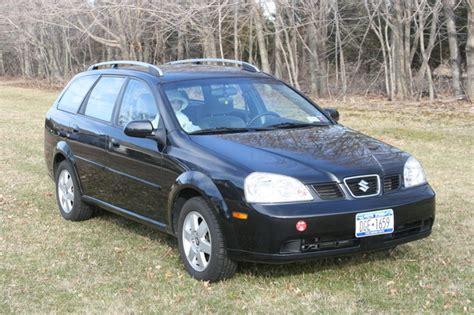 2005 Suzuki Forenza Reviews by 2005 Suzuki Forenza Overview Cargurus
