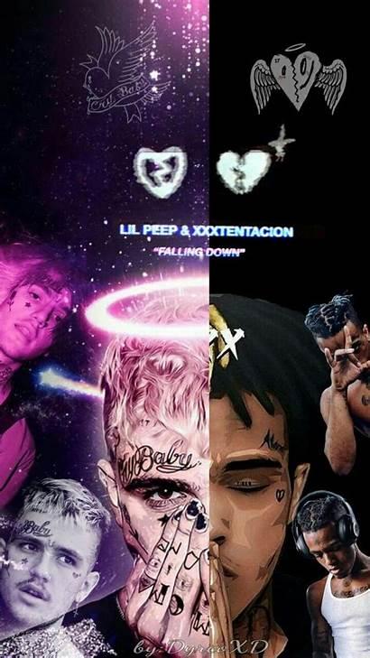 Peep Lil Xxxtentacion Iphone Juice Wrld Wallpapers