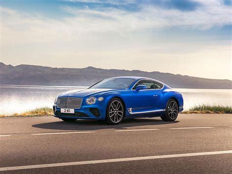 Gambar Mobil Bentley Continental by All New Bentley Continental Gt Panaskan Aspal Inggris