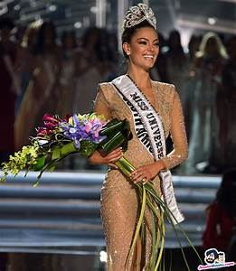 Miss Universe 2017 Winners -- Demi-Leigh Nel-Peters, Miss ...