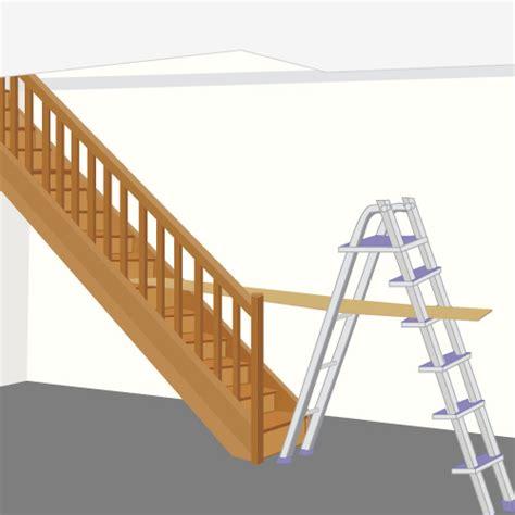 comment tapisser une montee d escalier tapisser un escalier papier peint