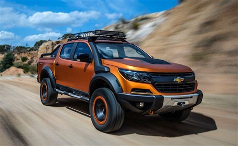 chevy concept truck is this chevy colorado xtreme concept a glimpse at the