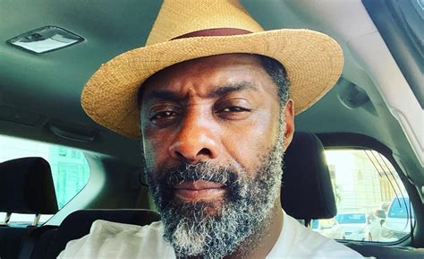 Idris Elba Tests Positive For COVID-19 ... there was no ...