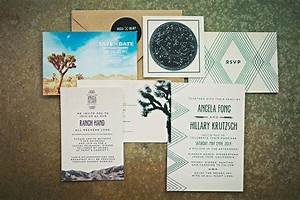 Joshua tree wedding photo by amelia lyon 100 layer for Joshua tree wedding invitations