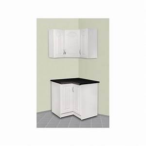 Cuisine D Angle : meuble d 39 angle cuisine dina m lamin ~ Teatrodelosmanantiales.com Idées de Décoration