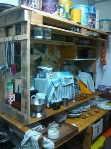 Küche Aus Europaletten : k chenm bel aus paletten so bauen sie sie selber ~ Whattoseeinmadrid.com Haus und Dekorationen