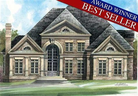 Our Most Popular Greek Revival House Plan