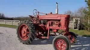 1948 Farmall Mv Hi-crop Tractor