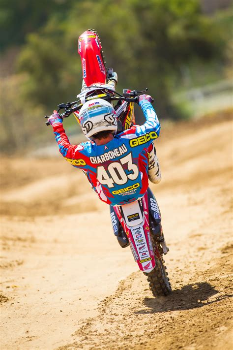 how to be a pro motocross rider geico honda announces rider lineup for pro motocross