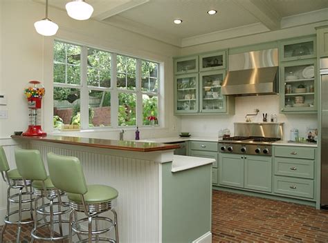 retro kitchens  spice   home