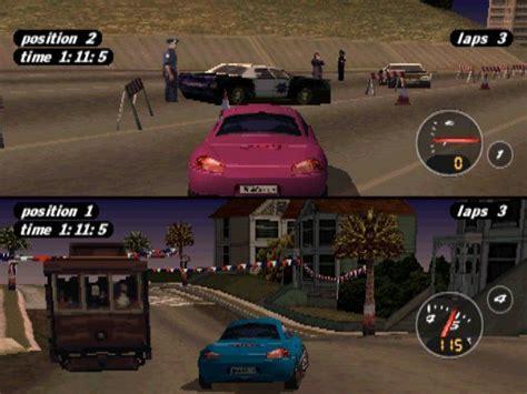 Porsche Challenge Screenshots For Playstation
