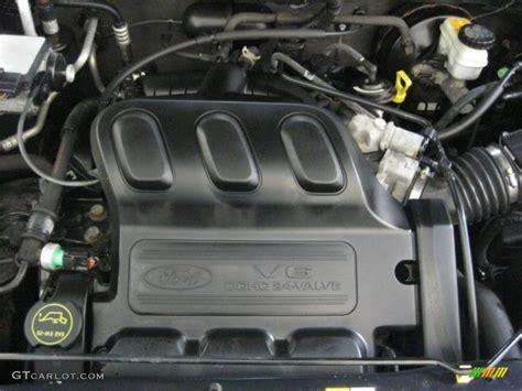 2003 Escape V6 Engine Diagram by 2004 Ford Escape Xlt V6 3 0l Dohc 24 Valve V6 Engine Photo