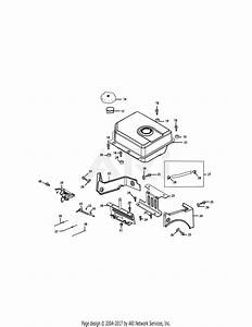 Mtd 31ah64eg795  2010  Parts Diagram For 478