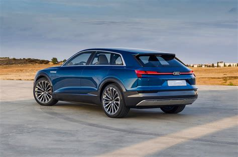 Hydrogen-powered Audi Q6 To Debut At 2016 Detroit