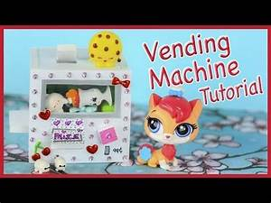 Miniature Squishy Vending Machine Tutorial (WORKS) ~ For ...