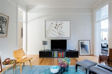 simple living rooms homes tips