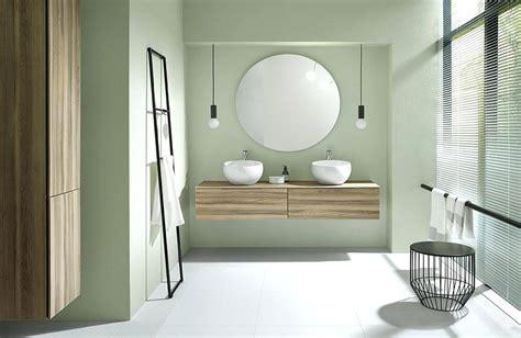 les  couleurs tendances pour une salle de bains en