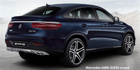 The gle coupe offers an air of exclusivity, but it's also a very livable daily driver that just happens to have an evil side. Mercedes-AMG GLE GLE43 coupe Specs in South Africa - Cars.co.za