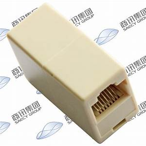 China Utp Cat5e Patch Cable Connector