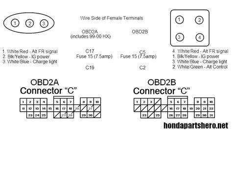 3 wire alternator to 4 wire conversion honda civic forum
