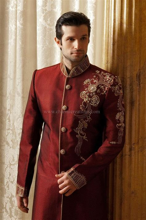 indian wedding suits  men indian wedding clothes