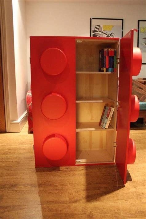 lego bedroom themed bookcase cabinet room boys bed diy legos decor storage bookshelf child shelf building cool idea boy giant
