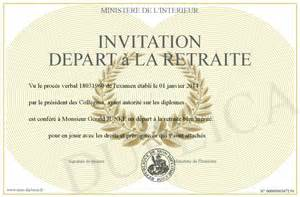 imprimer carte invitation pot depart retraite demenagement