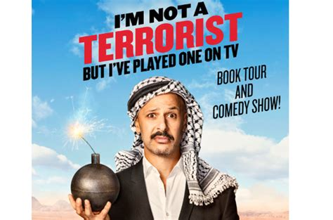 I'm Not A Terrorist But I've Played One On Tv