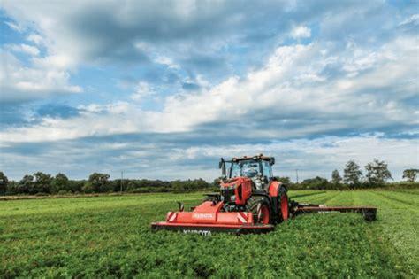siege kubota kubota présente nouveau tracteur m7002