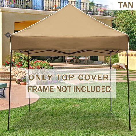 strong camel ez pop  canopy replacement top instant  walmartcom walmartcom