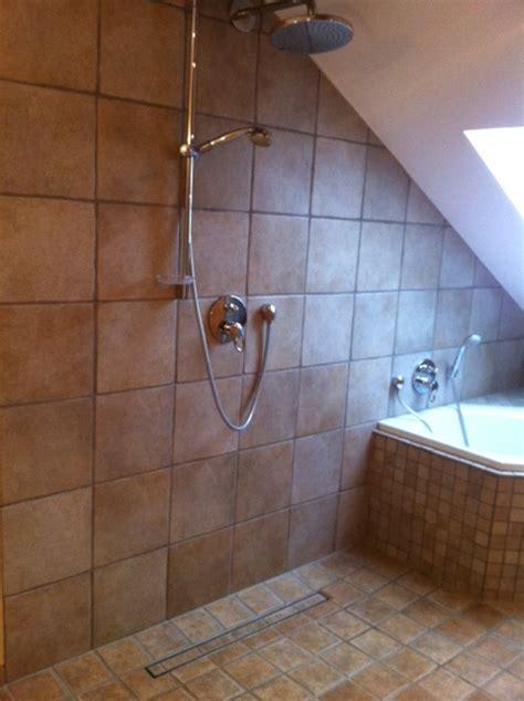vorteile einer dusche ohne glas badm 246 bel