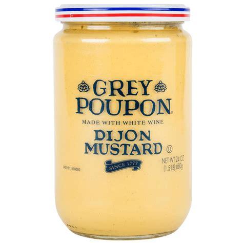 dijon mustard grey poupon dijon mustard 24 oz