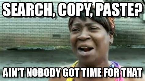 Copy And Paste Memes - search copy paste on memegen