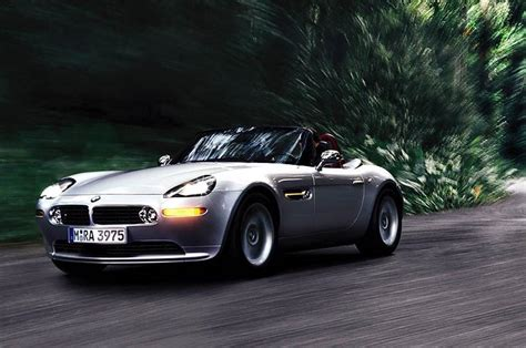 bmw bond bmw z8 was not enough for 007