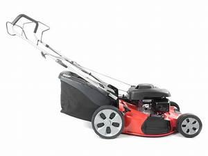 Rasenmäher Mit Honda Motor : benzin rasenm her hr55 s mit honda motor radantrieb ~ Jslefanu.com Haus und Dekorationen