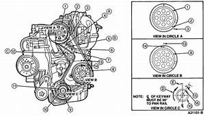 How Do I Change A Timing Belt To A 1997 Ford Ranger Step