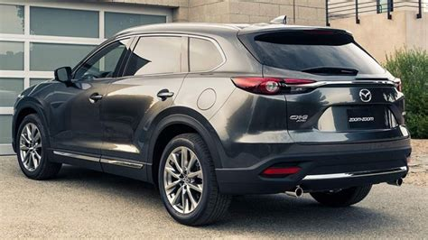 Mazda Xc9 2020 by 2019 Mazda Cx 9 Review Arrival Specs Suv Project