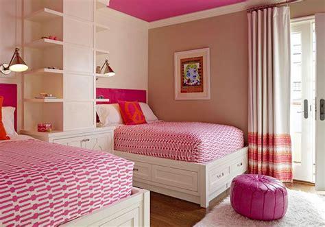 amenager chambre pour 2 filles décoration chambre pour 2 filles
