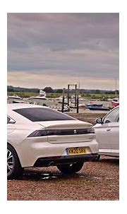 Skoda Superb iV vs Peugeot 508 Hybrid: interior and ...