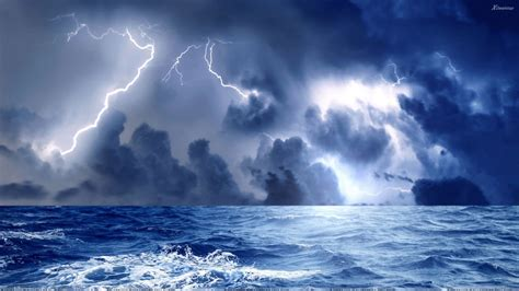 Rain Storm Desktop Wallpaper (49+ Images