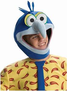 CL392 Gonzo The Muppet Adult Mens Animal Funny Fancy Dress ...