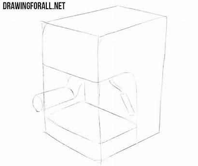 Draw Coffee Maker Drawingforall