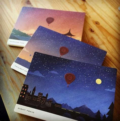 brilliantly creative postcard designs web graphic