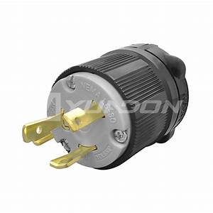 30 Amp Plug Manufacturers  Generator Power Locking Nema L6
