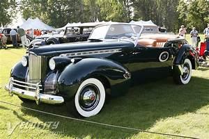 1940 Packard 160 Convertible by Rollson information