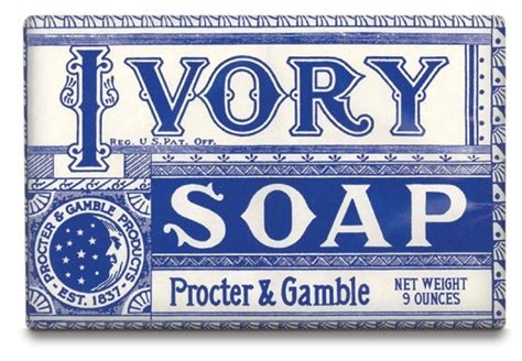 Old Ivory Soap Package