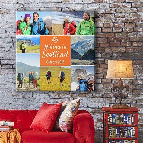 collage selbst gestalten leinwand collage bedrucken fotocollage auf leinwand drucken lassen
