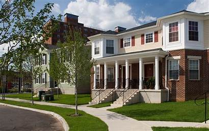 Housing Newark Authority Mixed Nj Affordable Residential